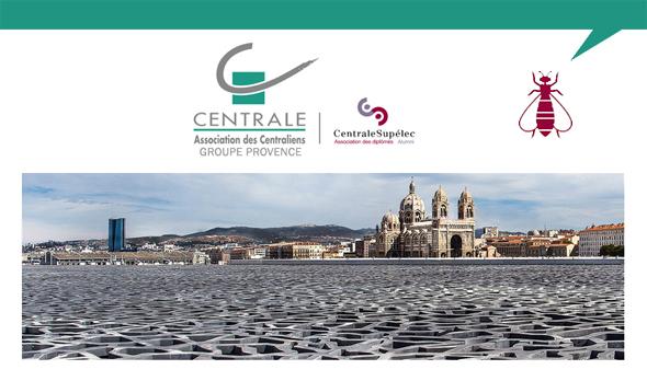 """[""""Association des Centraliens - Groupe Provence""""]"""